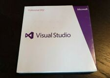 BRAND NEW Microsoft Windows Visual Studio 2012 Professional c5e-00833