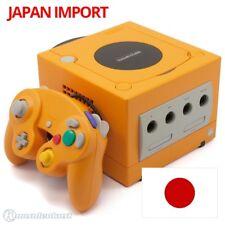 Nintendo GameCube - Konsole #orange + Controller + Zub. JAP