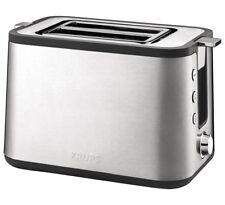 Krups Control Line KH 442D, Toaster (silber/schwarz)