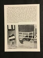 WAR ADMIRAL BELMONT DAY photo Horse Racing 1937 BELMONT STAKES