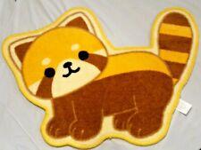 Red Panda Bathroom Toilet Mat Japan MEHO