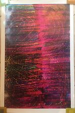Limited Edition 35/300 Print Signed G. Hanauer '88