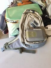 Simms Headwaters Large Sling Pack. Fly Fishing.