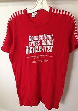 Vintage Connecticut Cross Sound Bicycle Trek Helly Hansen Polypropylene XL Shirt