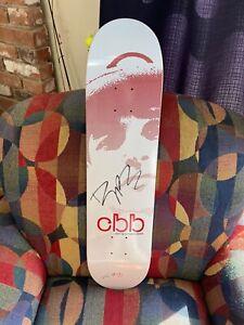 Alien Worshop Rob Dyrdek Can't Be Bothered Signed Skateboard Deck Rare 7.5