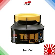 Soft99 Tyre wax UK stock fast delivery! NO IMPORT DUTY! NEW STOCK! copy