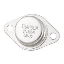 4 x 2N3055 15A 60V NPN AF Audio Power Transistor TO-3 S7B6