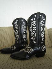 Vintage - Never Worn!! Special Occasion NOCONA Cowboy Boots  sz Men's 10D