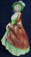 Royal Doulton figure PAISLEY SHAWL produced 1930 rare unrecorded colour
