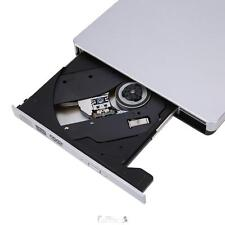 Protable USB 3.0 Slim External CD DVD-RW DVD Writer Drive for PC Mac Laptop