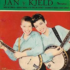 JAN AND KJELD EP Spain 1960 Freight train +3