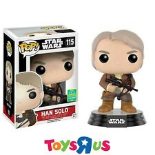 Funko Star Wars - Han Solo with Bowcaster 2016 SDCC Exclusive