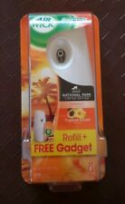 NEW Air Wick Freshmatic Ultra Automatic Spray Refill Free Gadget National Park