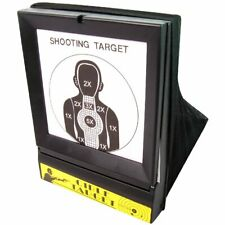 Airsoft Target with Trap Net Catcher, Stand and Paper Target, for Airsoft Gun