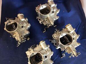 PERFORMANCE Corvair 1965 - 1969 140HP Carburetors. $100 rebate for Cores!