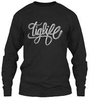 Tig Life Welding Welder - Tiglife Gildan Long Sleeve Tee T-Shirt