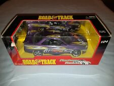 MotorMax Road & Track 1/24 Diecast NISSAN SKYLINE GT-R Factory Tuner - In Box