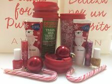 2 GIFT BASKETS: (spa in a jar) presents for Christmas (gift sets of 6 products)