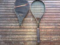 Vintage Spalding System 20OS Tennis Racket Retro