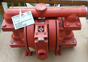 "Wilden diaphragm pump 1""/25mm Aluminium/PTFE XPX200/AAAAA/TEU/TF/ATF/0014"