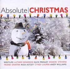 Absolute Christmas 0654378050428 by Various Artists CD