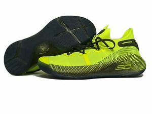 Under Armour Curry 6 3020612-302 Men Shoes Size 10 New