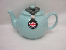 Neuf price et kensington pot théière 6 tasse tea pot 0056.773 bleu pastel