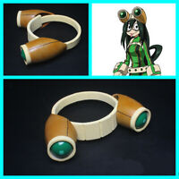 My Hero Academia Tsuyu Asui Goggles Glaases Cosplay Prop for Costume Handmade