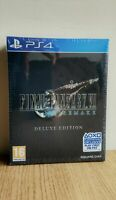FINAL FANTASY VII (7) REMAKE DELUXE EDITION   NEW