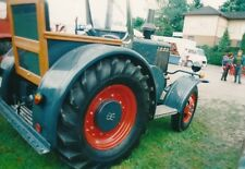 Oldtimer Traktor Foto ca. 10 x 15 cm Sammlungsauflösung - ds956e
