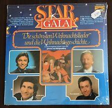 BN,STAR GALA,DIE SCHONSTEN WEIHNACHTSLIEDER UND DIE WEIHNACHTSGESCHICHTE,,LP 33