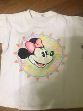Vintage Disney Store Size Large 1980s Minnie Mouse Shirt