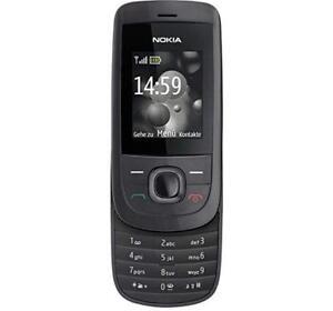 Dummy Nokia 2220 Slide Black Mobile Cell Phone Toy Fake Replica