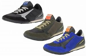 Diesel Men's Low-Top Shoes Claw Action S-Toclaw Sneakers Y01535 PO969 $195.00