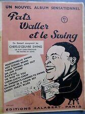 Fats Waller et le swing (1109)