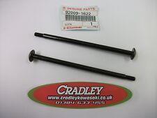 Kawasaki ZZR600 D Models air box screws (pair) pt no 92009-1622.
