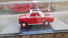 AUTO VINTAGE AUTOBIANCHI BIANCHINA TRASFORMABILE 1958-  SCALA 1/24