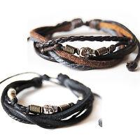 Lederarmband Surferarmband Armband Leather Bracelet!Herren Schmuck Damen SUR6