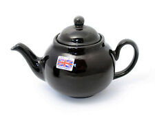 Brown Betty Teapot - 6 cup U.K. Made by Cauldon Ceramics - Tea Pot