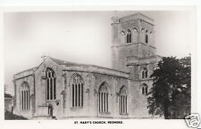Somerset Postcard - St Mary's Church, Wedmore   A5356