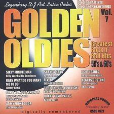 Golden Oldies, Vol. 7 [Original Sound 2002] by Various Artists CD, Jun-2002 NEW