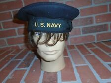 US NAVY WORLD WAR 2 WW2 SAILORS CAP/HAT SIZE 7 1/8