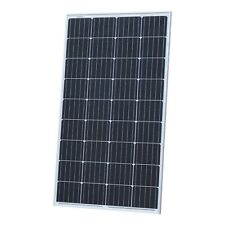 Panel Solar De 120W 5m Cable para 12V Batería Autocaravana Camper Caravana Barco