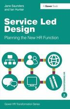 NEW - Service Led Design: Planning the New HR Function