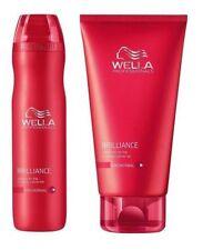 Wella Brilliance Unisex Hair Shampoos & Conditioning