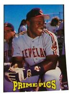 1993 The Sports Card Review & Value Line Prime Pics Multi-Sport 1 Albert Belle