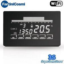 3S CH193WiFi Fantini Cosmi CRONOTERMOSTATO WIFI ADSL APP SETTIMANALE TOUCH 230V