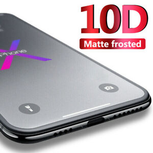 10D Matte Frosted Hydrogel 360° Full Screen Film Privacy Protector For Cellphone