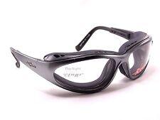New Panoptx RAPTOR Sunglasses Steel Frames/ Gray Photochromatic Lenses 7 Eye