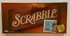 NEW SEALED 2001 HASBRO SCRABBLE BOARD GAME